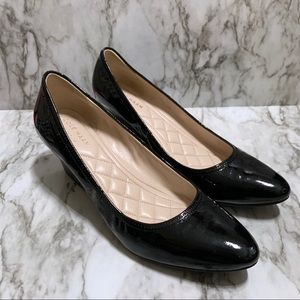 Cole Haan | Supportive Patent Leather Wedges